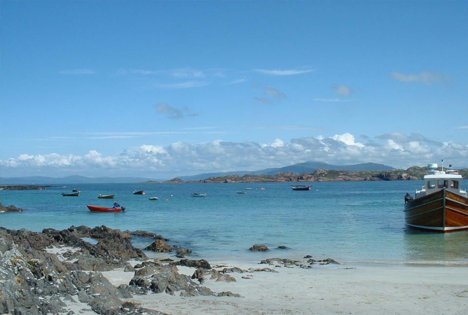 Beach Isle of Iona