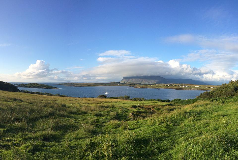 Ardtun and Burg Isle of Mull