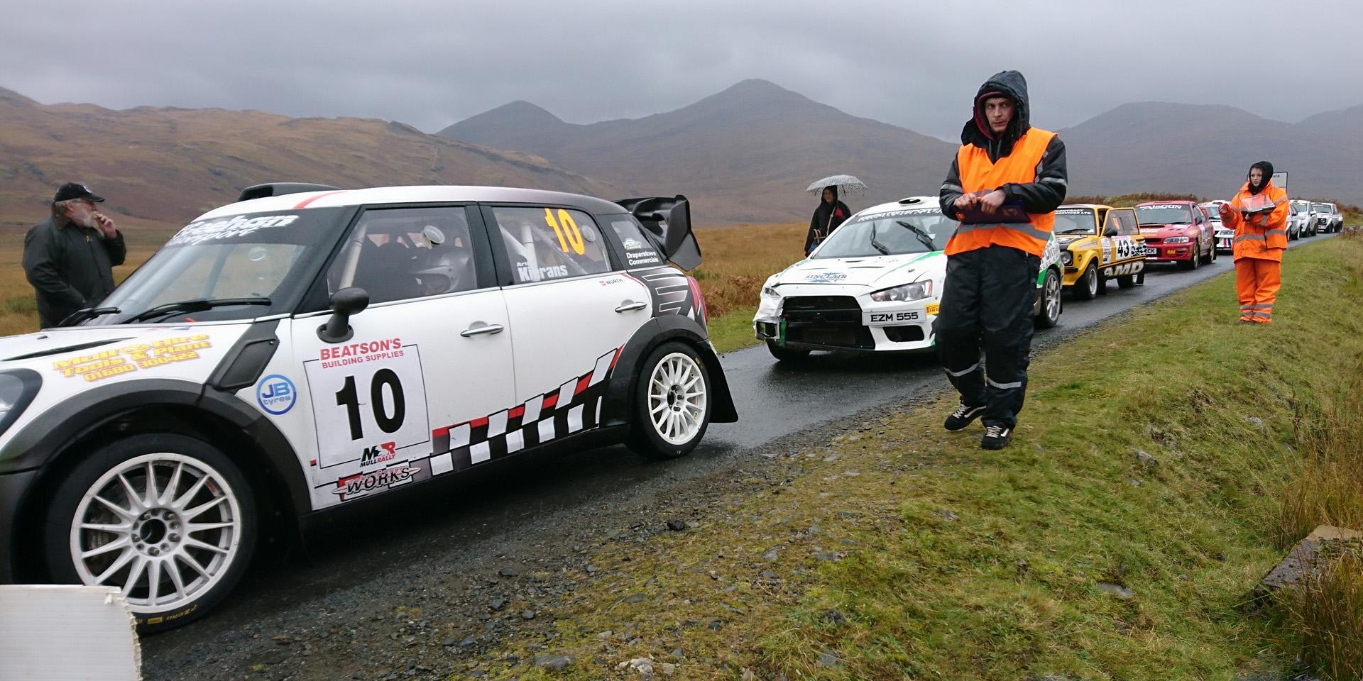 Mull Rally 2016