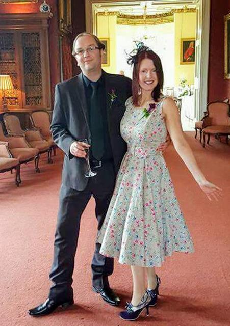 Andrew and Karen
